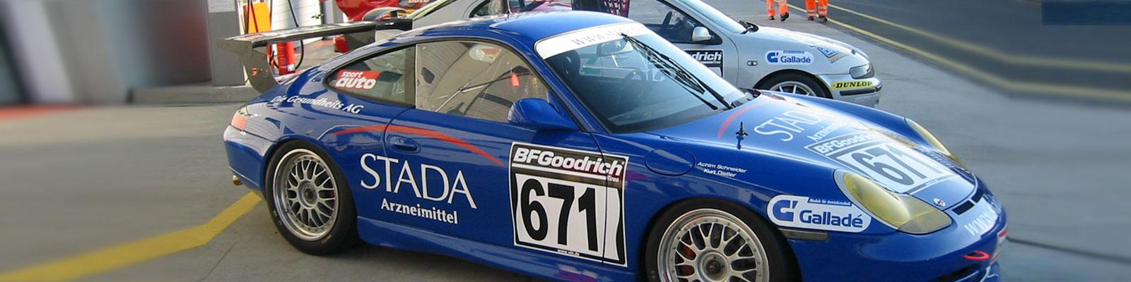 Motorsportbetreuung vom Profi