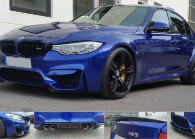 Komplett-Tuning BMW M3/M4