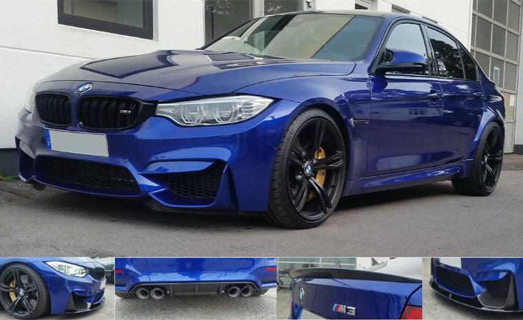 Komplett-Tuning BMW M3/M3