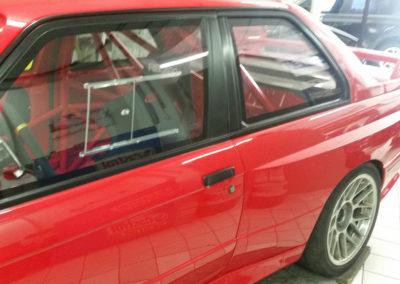 BMW M3 E30 Track-D-Fahrzeug